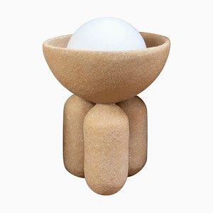 Petite Lampe Demi-Sphère par Lisa Allegra