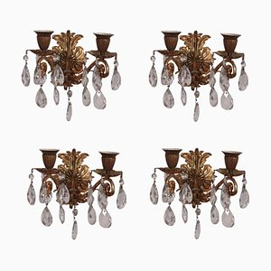 Wall Lights, Set of 4