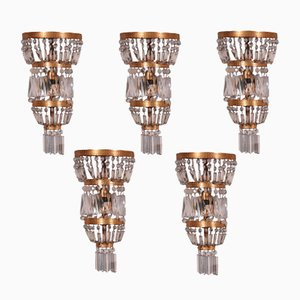 Wall Lights, Set of 5