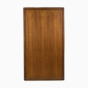 Wardrobe in Natural Elm by Pierre Chapo, 1960s
