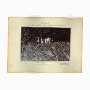 Unknown, Ancient View of Uramino Jacki Fall, Japan, 1893