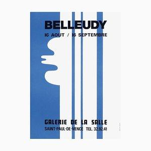 Expo 75, Galerie La Salle, Claude Belleudy