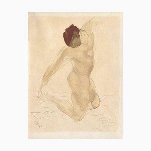 Nu IV by Auguste Rodin