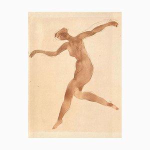 Nu I by Auguste Rodin