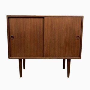 Skandinavisches Vintage Buffet aus Teak von Kai Kristiansen für FM Møbler, 1960er