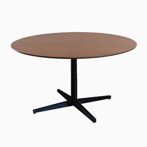 Italienischer Teak Tisch von Osvaldo Borsani für Tecno, 1950er