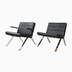 Euro Chairs by Hans Eichenberger for Girsberger, 1960s, Set of 2