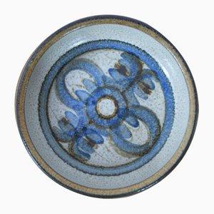 Ceramic Erika Bowl by Noomi Backhausen for Søholm 1960s