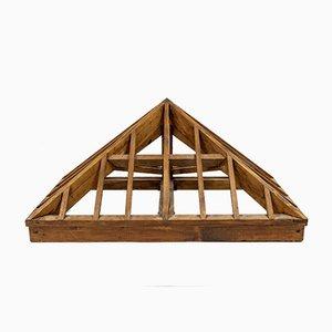 Großes Architekten Dach Modell