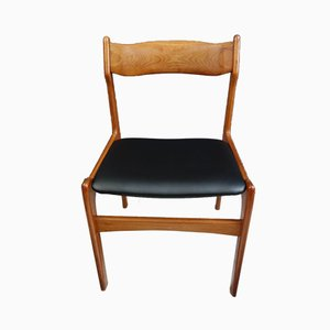 Danish Teak Dining Chair or Desk Chair, 1960s