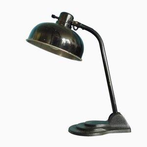 Deutsche Tischlampe aus Aluminium & Metall von HALA