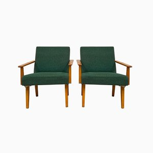 Armchairs from Tatra, Set of 2