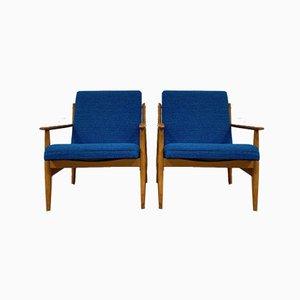 TON Armchairs, Set of 2