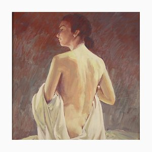 Italian Painting, Female Nude