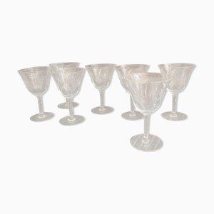 Kristall Port Gläser, 7er Set