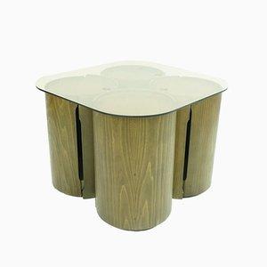 Tavolino da caffè Mid-Century, anni '50