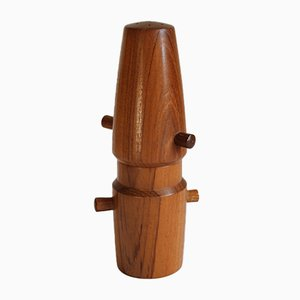Danish Teak Peppermill by Jens Quistgaard for Dansk Design, 1960s
