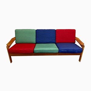 Skandinavisches Sofa, 1950er
