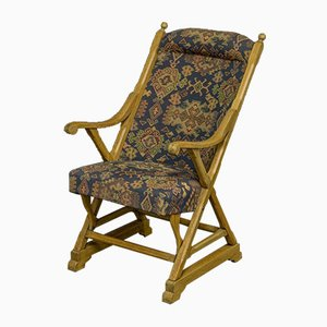 Arts & Crafts Oak Armchair
