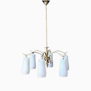 Vintage Ceiling Lamp from Stilnovo