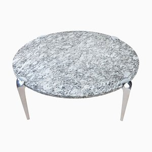 Large Mid-Century Granite Coffee Table, 1960s