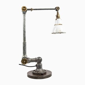Cogged Desk Lamp from Dugdills