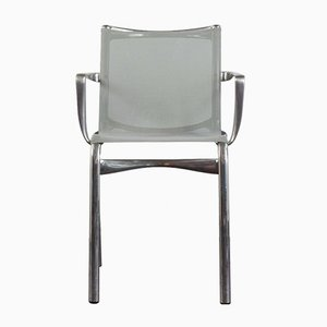 High Frame Chairs by Alberto Meda for Alias, Set of 7