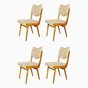 Chaises de Salon, Set de 4