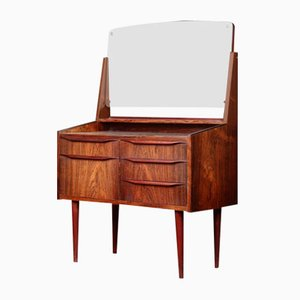 Danish Rosewood Vanity Dresser, 1960s