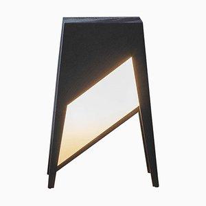 Black Oak Luise Little Floor Lamp by Matthias Scherzinger