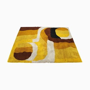 Abstract Wool Carpet from Greif, 1960s