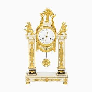 Directoire Periode Portico Uhr