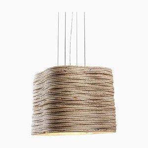 Strato Large Pendant by Marmi Serafini