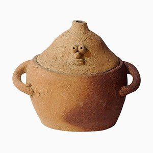 Enamel Vase by Meritxell Duran