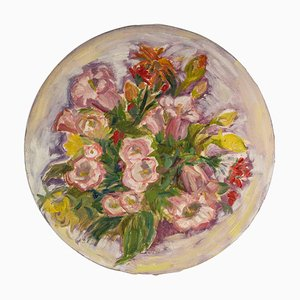 Bouquet of Flowers, Painting