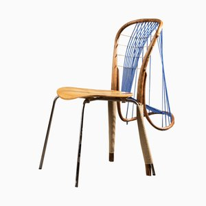 Scarcity Stuhl von Paulo Goldstein Studio
