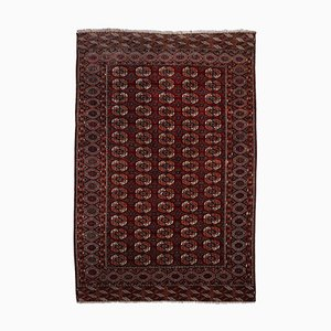 Antique Red Turkmen Carpet