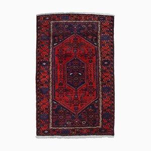 Antique Red Hamadan Carpet