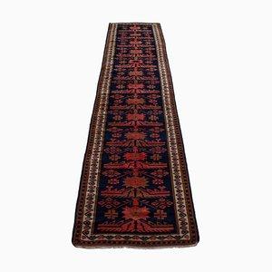Türkischer Blauer Teppich