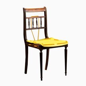 Chaise Cadeira Amarela par Paulo Goldstein Studio
