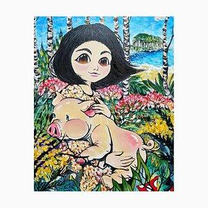 Fantasie Jejuisland, Island Girl Story, 2019