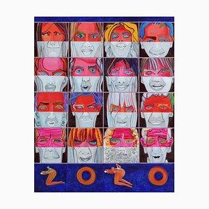 Gemälde, Verschiedene Erscheinungsformen, 2020