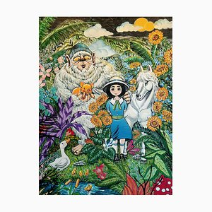Fantasy Jejuisland, Island Girl Story Chun-Ja's Journey of Happiness, 2018