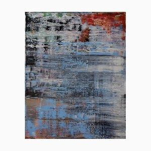 Abstract with Sky, Blau Nr. 389, 2018