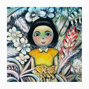 Fantasie Jejuisland, Insel-Mädchen-Geschichte Chun-Ja Healing Garden, 2020