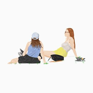 Grass (Yvonne & Stephanie), 2020