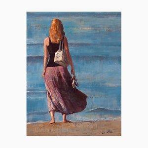 La Jeune Femme et la Mer, 2014