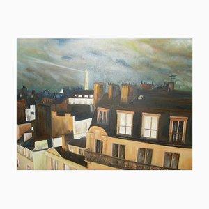 Les Toits De Paris, 2020