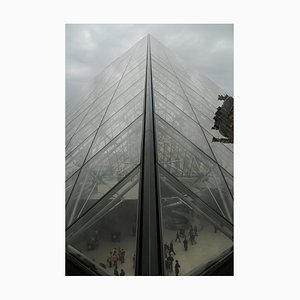I.M. Pei Pyramide du Louvre, 2008