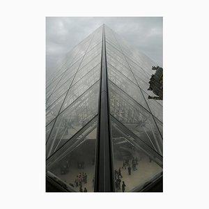 IM Pei Pyramide du Louvre, 2008